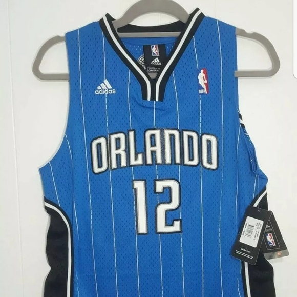 3979631ab677 Dwight Howard Orlando Magic Auth. NBA L Jersey. NWT. adidas